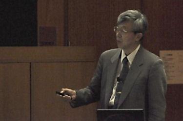 「表面固定された金属錯体の光・電子機能 - 電気化学的手法を用いた評価法」 中央大学大学院 理工学研究科 教授 芳賀 正明