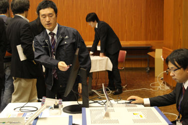 BASセミナー2013 第2回 デモコース:電気化学インピーダンス測定