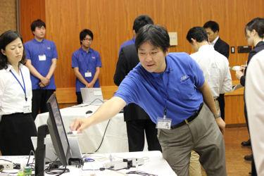 BASセミナー2014 第1回 デモコース:分光電気化学測定
