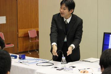 BASセミナー デモンストレーション:光学式酸素モニター計 校正から測定までのご紹介