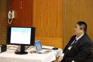 BASセミナー デモンストレーション:回転電極装置のご紹介