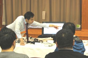 BASセミナー デモンストレーション:分光電気化学(SEC2020)のご紹介