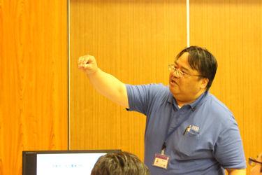 BAS電気化学セミナー デモンストレーション:回転電極システムのご紹介