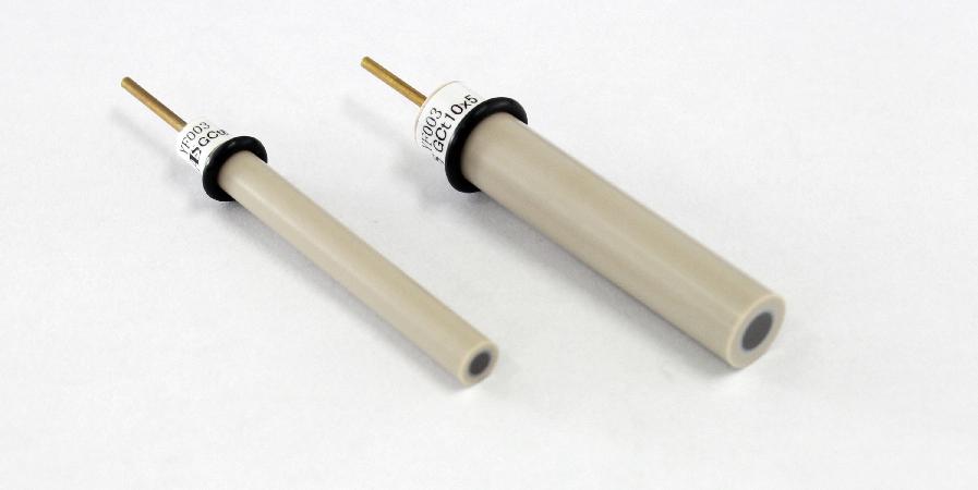 ガラス状カーボン電極 (テフロンリングタイプ)