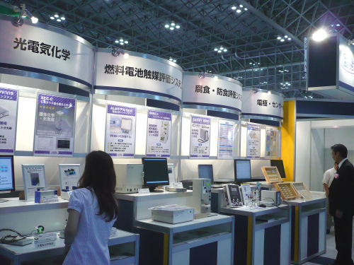 分析展2008